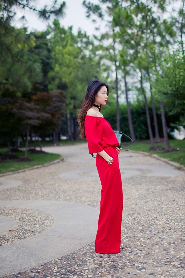 【Ava搭配日记】红与绿 - AvaFoo - Avas Fashion Blog