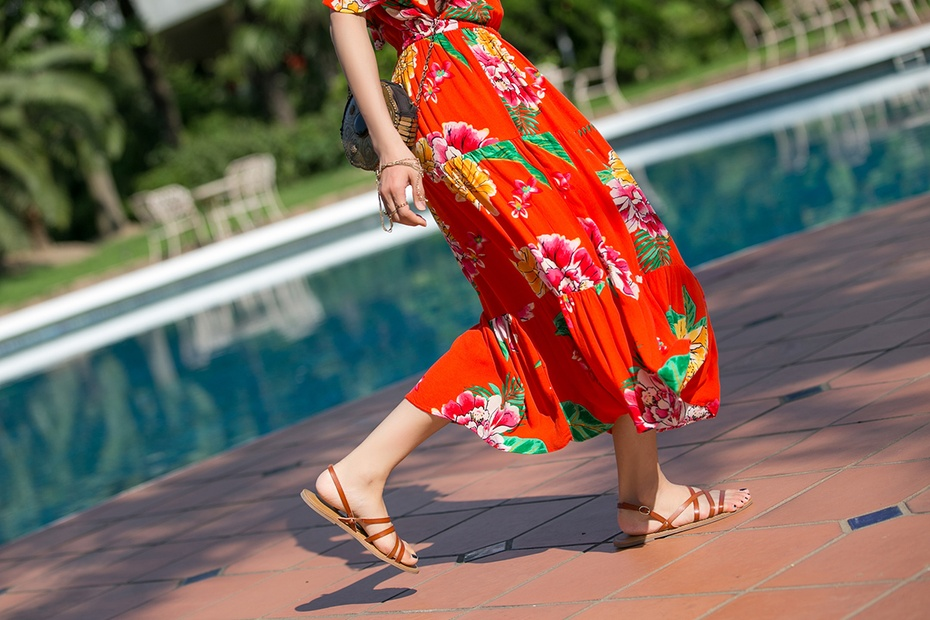 谁说只有出国才能感受异域风情?在家也可以! - AvaFoo - Avas Fashion Blog
