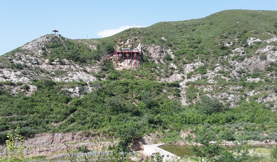 寺庙之:横河子的庙宇 - 淡淡云 - 淡淡云