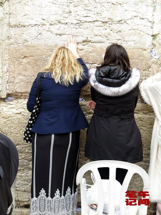 哭泣的西墙--耶路撒冷(1)_图1-10