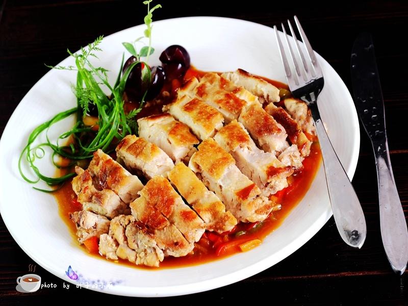不用一滴油做的健康美食--嫰姜焗鸡腿 - 叶子的小厨 - 叶子的小厨