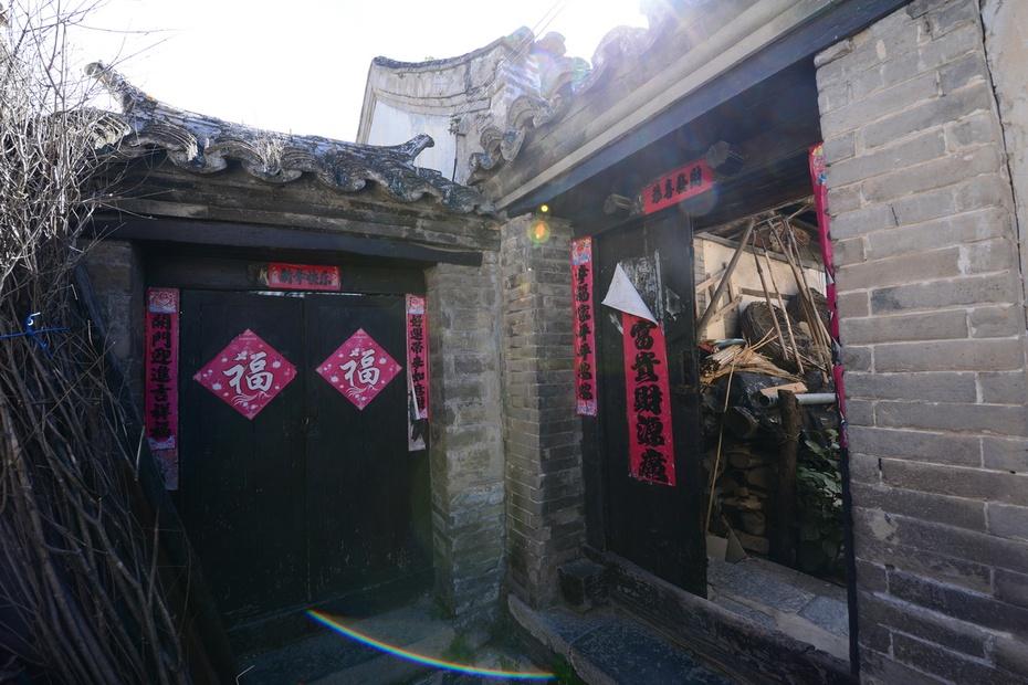 人杰地灵地 京西举人村 - 余昌国 - 我的博客