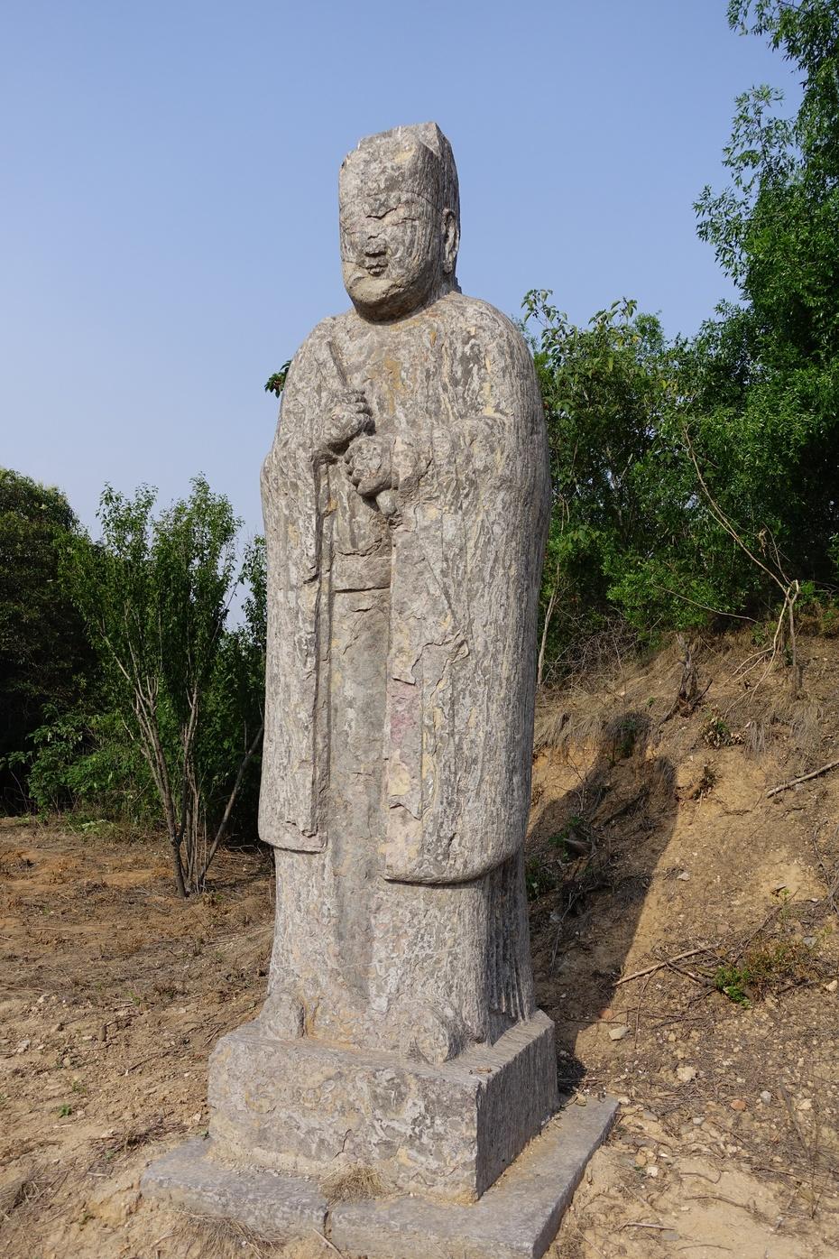 北宋永定陵前的石刻艺术 - 余昌国 - 我的博客
