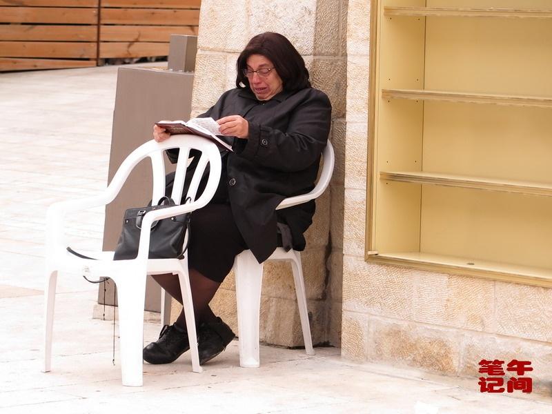 哭泣的西墙--耶路撒冷(1)_图1-14