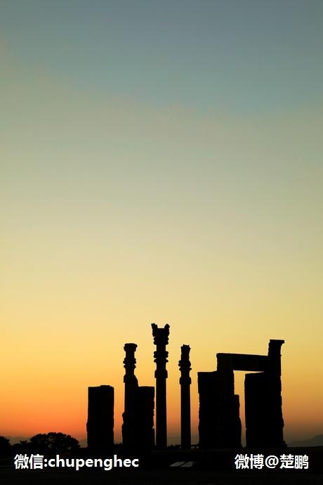 古波斯帝国都城有多震撼 - 楚鹏 - 楚鹏:生命只有一次