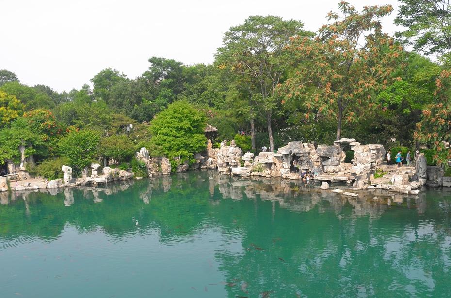 五龙潭 | 泉城最美最纯的泉水净池 - 海军航空兵 - 海军航空兵