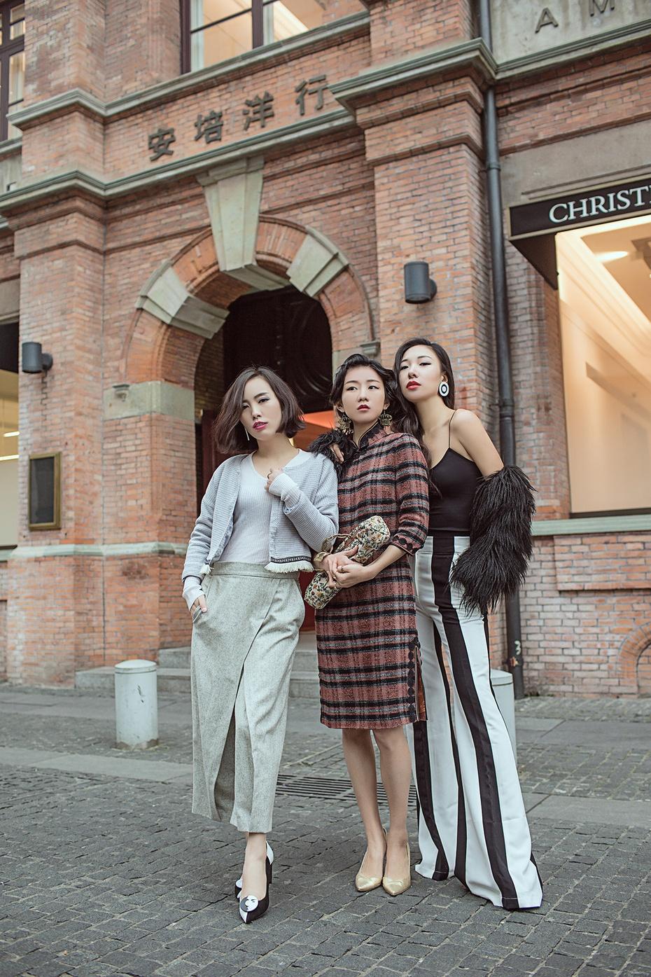 [Ava搭配周记]最美不过旗袍 - AvaFoo - Avas Fashion Blog