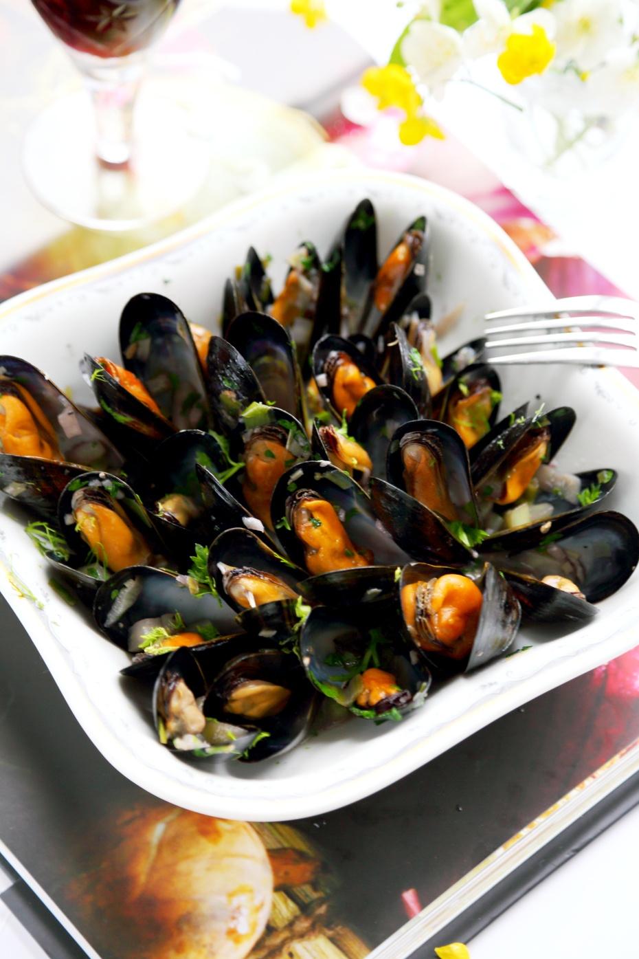 法式贻贝---解密舌尖2之美食 - 慢美食 - 慢 美 食