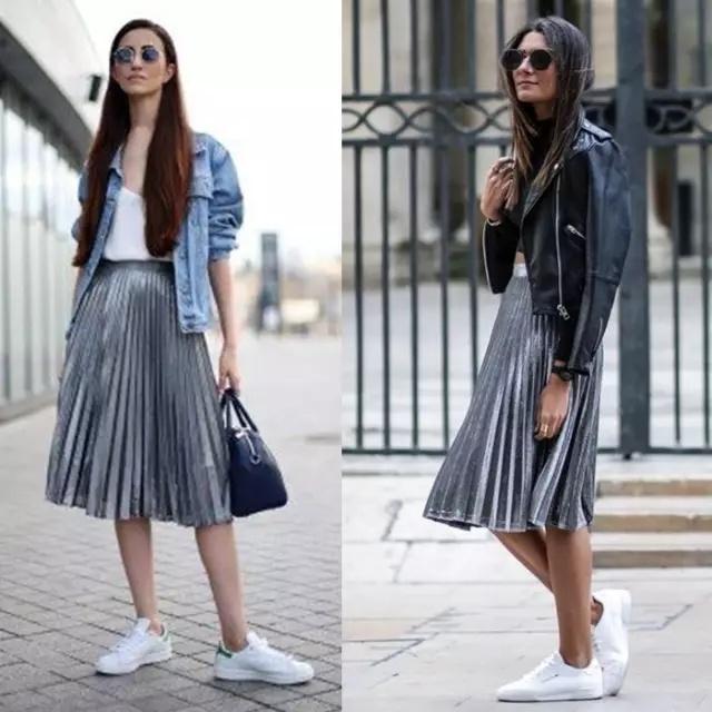 搭配经 | 小白鞋穿的美,不靠身材靠搭 - toni雌和尚 - toni 雌和尚的时尚经