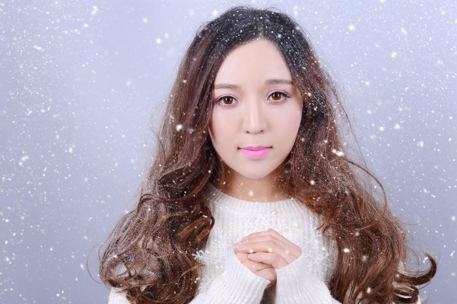 【袁一诺vivian】下雪妆,圣诞梦幻雪公主 - 小一 - 袁一诺vivian