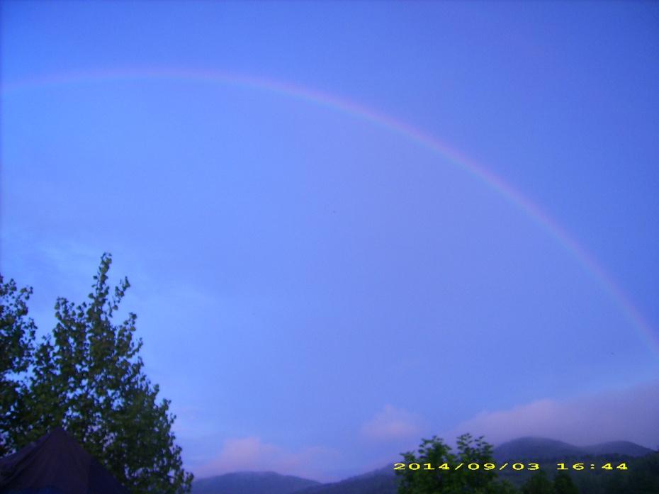 可以做彩虹的风景图
