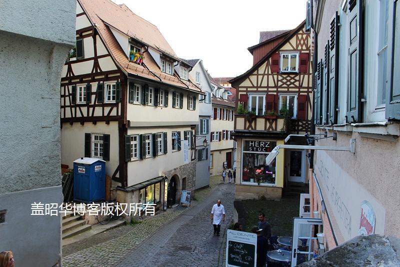 德国最古老大学很让人惊讶 - 盖昭华 - 盖昭华的博客