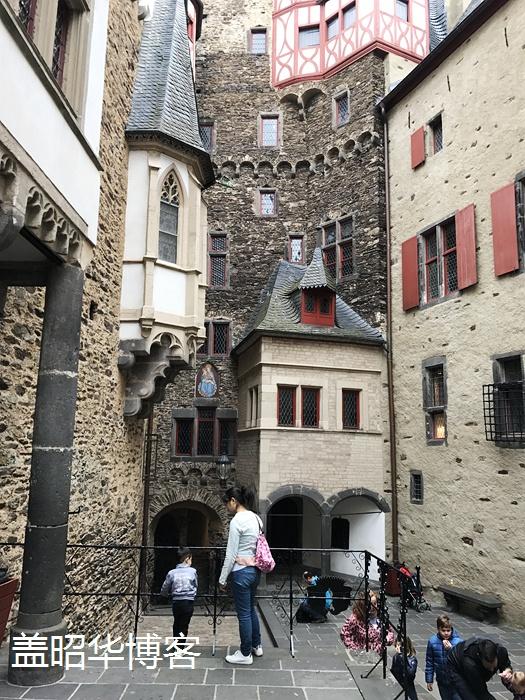 魔幻,在Eltz城堡 - 盖昭华 - 盖昭华的博客
