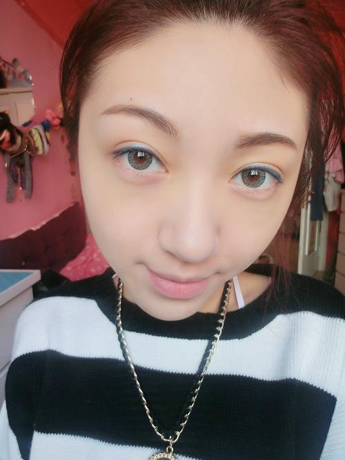 2014爱你一世214情人节吸眼球混血妆容 - Anko - Anko