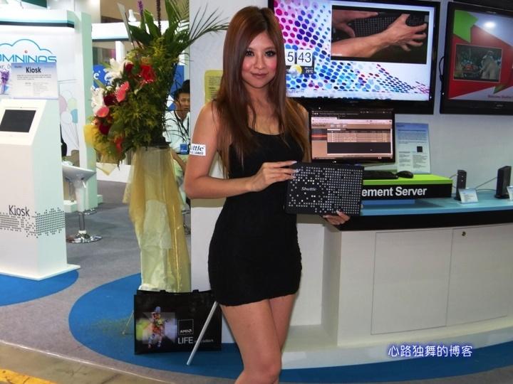 今年的国际电子展览会上性感展模开始绝迹(组图) - dengjianfu2356 - dengjianfu2356的博客