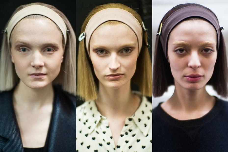 """【雌和尚时尚手记】2014纽约时尚周-Marc Jacobs""""裸""""色当道 - toni雌和尚 - toni 雌和尚的时尚经"""