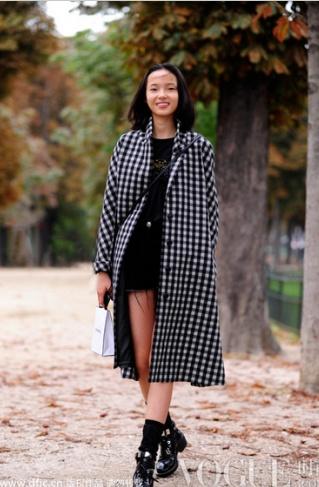 2013中国超模街拍合集 - VOGUE时尚网 - VOGUE时尚网