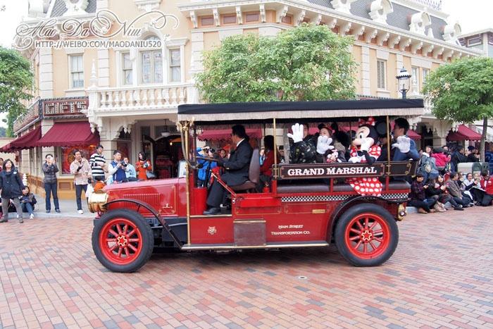 HK:Disneyland迪士尼 D2 - 猫大妞 - 猫大妞