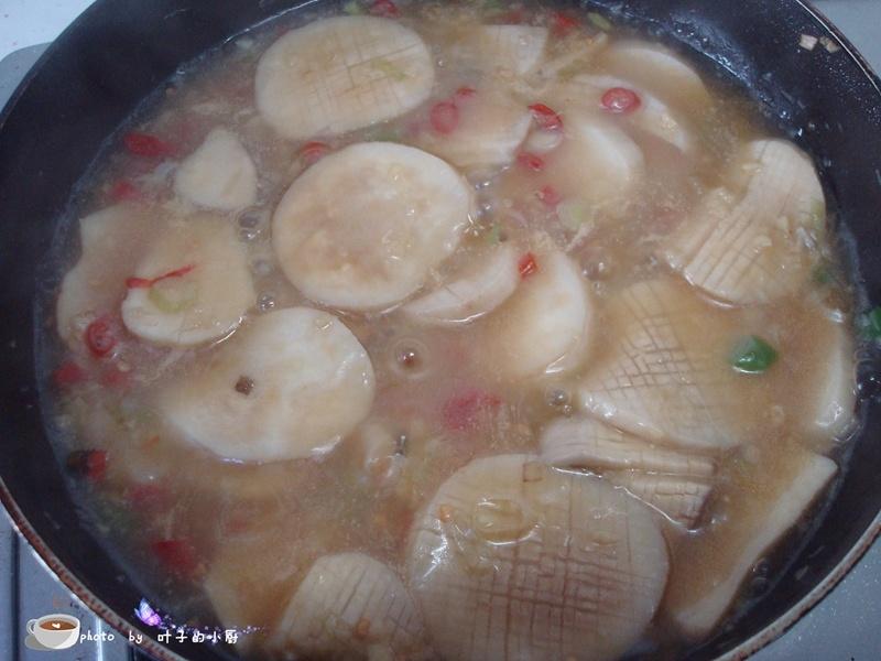 【美食春晚】步步高杏鲍菇 - 叶子 - 叶子的小厨