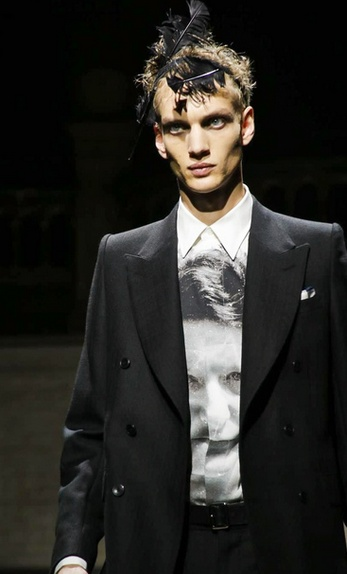 2014伦敦男装周秀场-设计师不能逃脱的童话梦 - toni雌和尚 - toni 雌和尚的时尚经