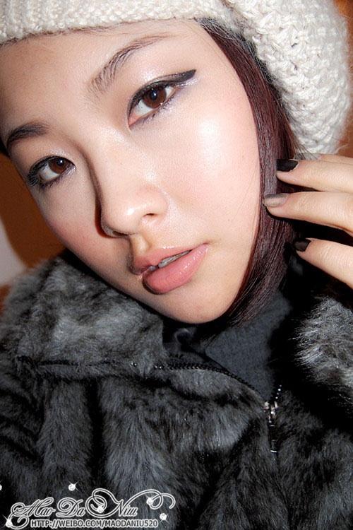 3种眼线笔打造韩式眼线妆 - 猫大妞 - 猫大妞