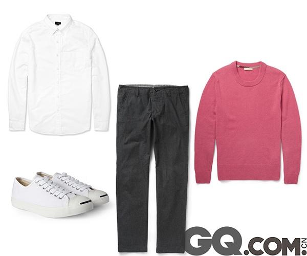 新春换新色 粉色衣装搭配有道 - GQ智族 - GQ男性网官方博客