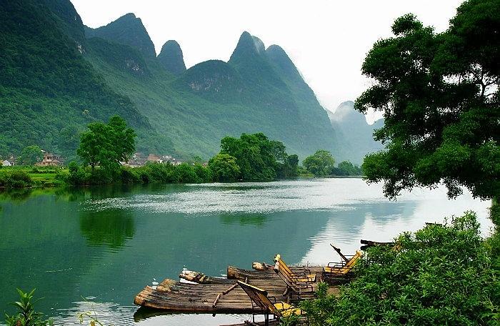 最美3月桂林游 畅享春光的温暖和煦 图图片