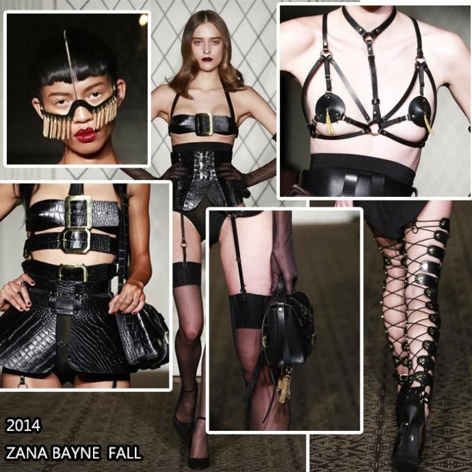 【雌和尚时尚手记】2014纽约时尚周-为情人节而备的礼物胸衣计划 - toni雌和尚 - toni 雌和尚的时尚经