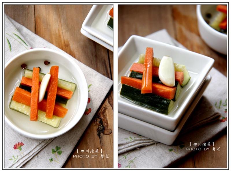 【四川泡菜】香甜脆嫩的爽口美味 - 慢美食 - 慢 美 食
