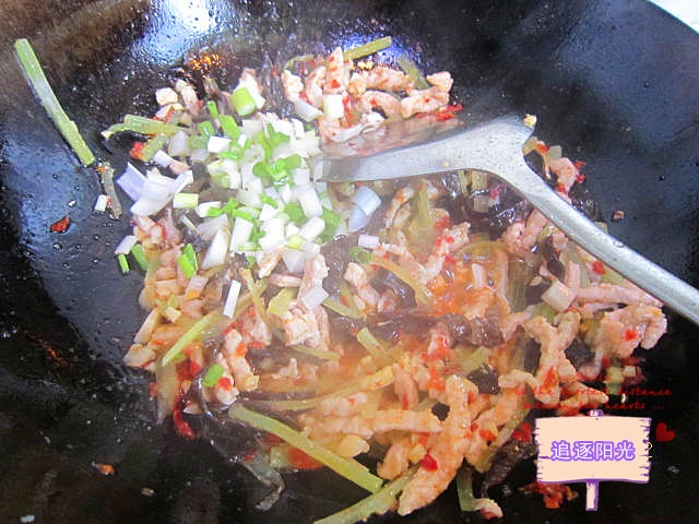 人见人爱的下饭菜  鱼香肉丝 - 慢美食 - 慢 美 食
