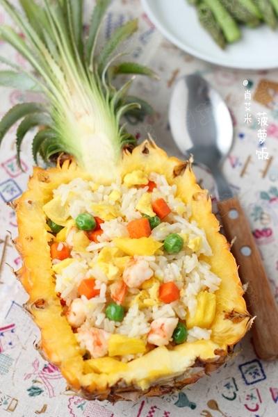 菠萝季绝对不可错过【菠萝饭】 - 慢美食 - 慢 美 食