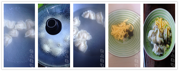 解密舌尖2--蒲菜猪肉馅状元饺 - 慢美食 - 慢 美 食