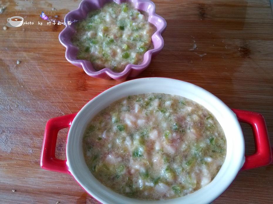 【秋季进补】---宝宝也贴秋膘之肉末蒸蛋 - 叶子 - 叶子的小厨