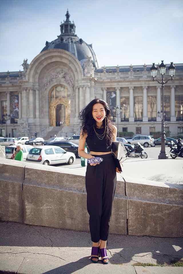 【雌和尚时尚手记】2014春夏巴黎时装周第二天 - 雌和尚 - toni 雌和尚的时尚经