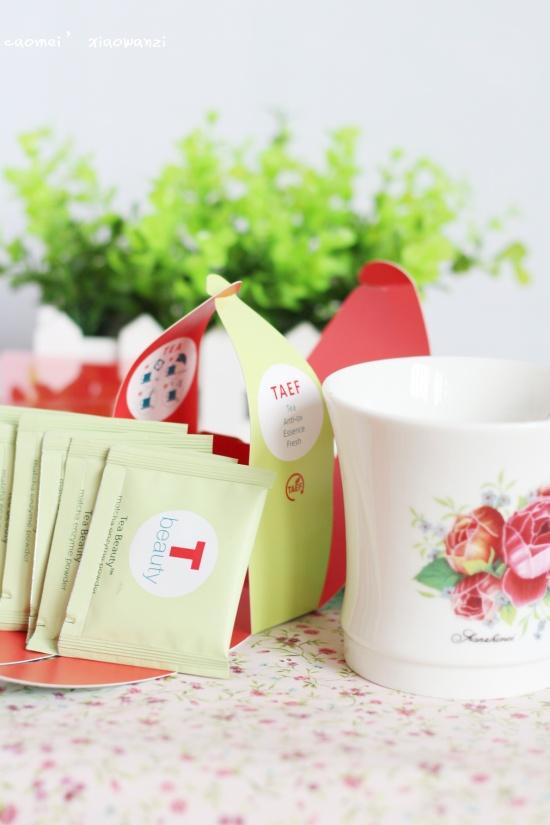 瘦身又保鲜--beauty茶颜抹茶酵素 - 草莓小玩子 -