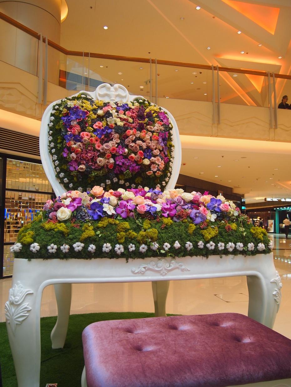 与花儿相约圆方  不一样的秋季花期 - 菲碧公主 - 摄氏39C°的爱情