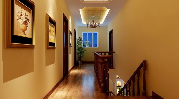 250平米 欧式风格别墅装修效果参考