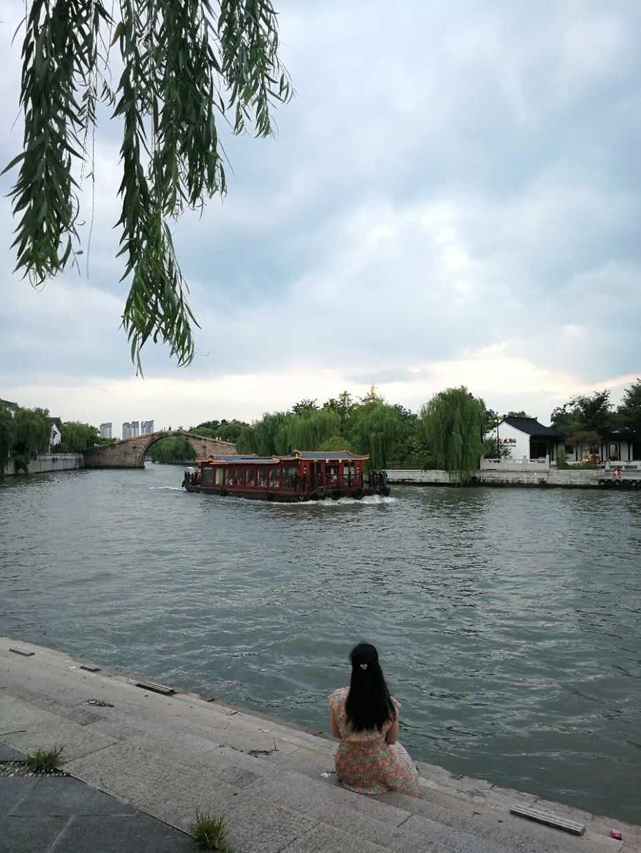 夜游古运河 - 蔷薇花开 - 蔷薇花开的博客