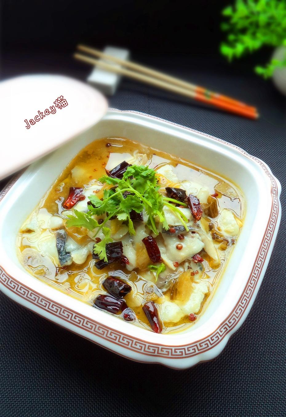 【端午】餐馆热卖菜—酸菜鱼
