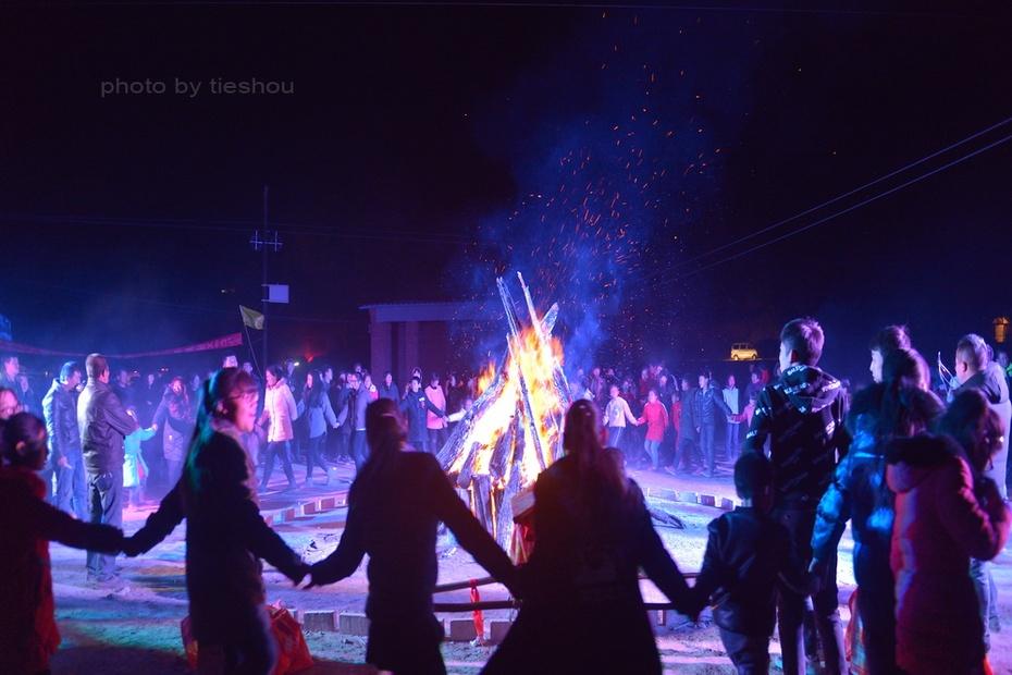陕北风情(6)——祭祀在初八_图1-57