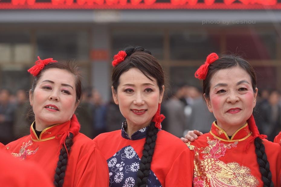 陕北风情(20)—— 印斗大秧歌_图1-95