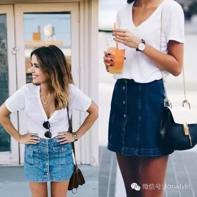 搭配经|不知道穿什么的时候就穿这些肯定没错! - toni雌和尚 - toni 雌和尚的时尚经