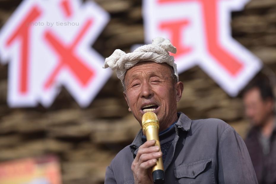 陕北风情(14)—— 郭家沟听书_图1-49