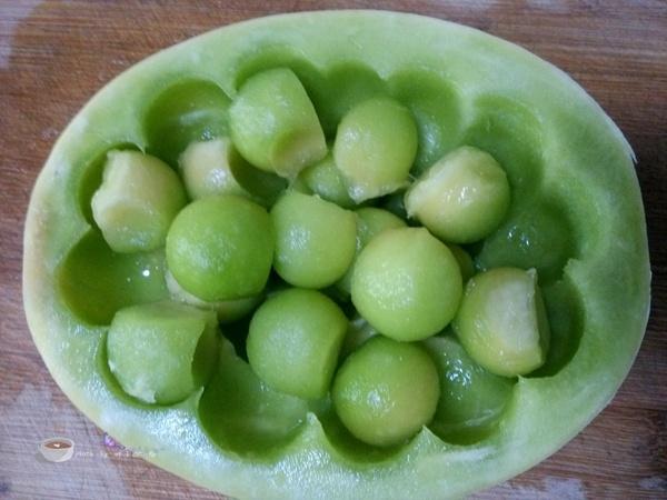 辞旧迎新过新年--迎新蔬果沙拉 - 叶子的小厨 - 叶子的小厨