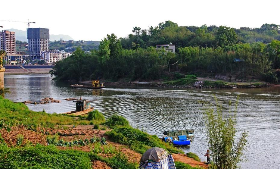 一日跨越云川贵,一路风光到赤水--赤水游之一 - 侠义客 - 伊大成 的博客