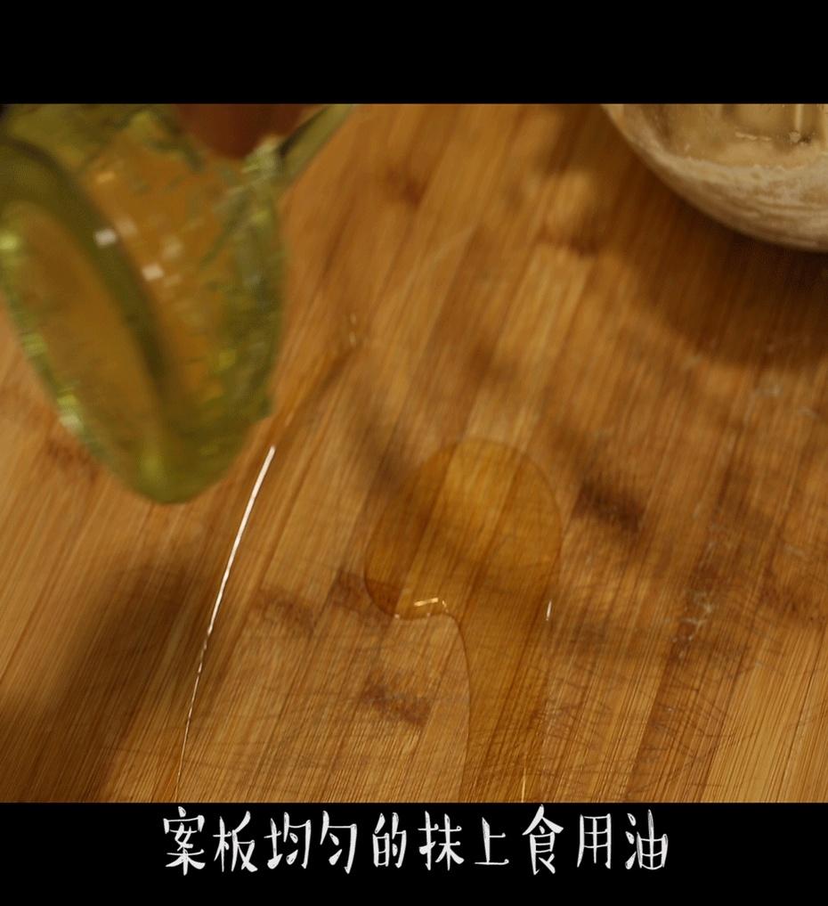 好吃到不能停口的葱油饼,在家也能轻松做 - 蓝冰滢 - 蓝猪坊 创意美食工作室