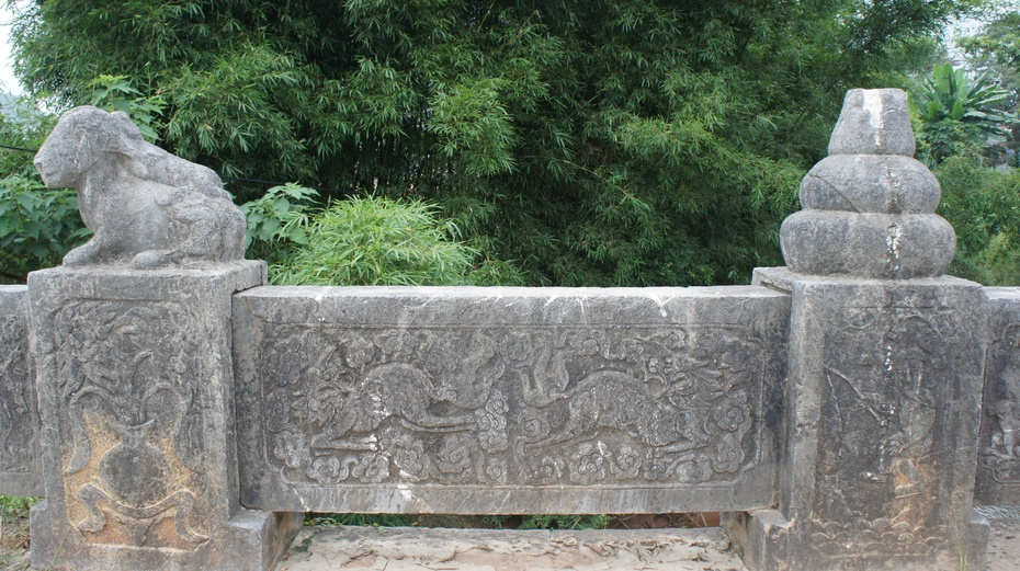 沙子古镇里的瑰宝:狮子石拱桥 - 余昌国 - 我的博客