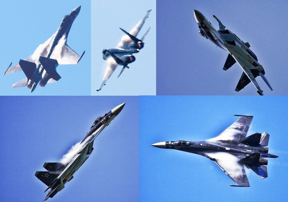 中国为何购买苏35:直接压制日本F-15 - 国防绿 - ★☆★国防绿JL★☆★