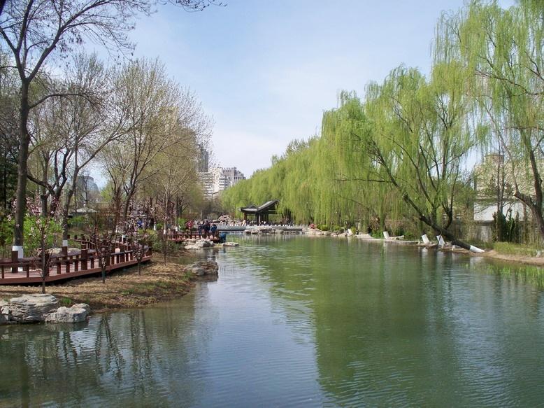 2016-4-2 乐水行之16季-15  胡同-公园-北土城 - stew tiger - 乐水行的风斗