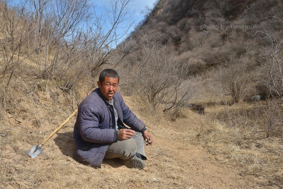 陕北风情(11)—— 魏塔放羊倌_图1-43
